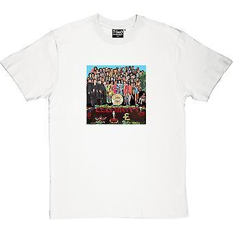 Berühmtheit: Neue und verbesserte Opium der Massen Herren T-Shirt
