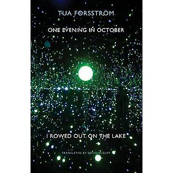 One Evening in October I Rowed out on the Lake by Tua Forsstrom - Dav