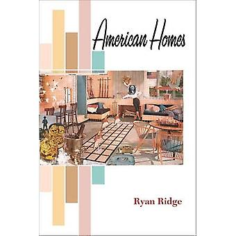 Case americane di Ryan Ridge - 9780472072583 libro
