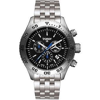 Traser H3 watch classic Aurora chronograph 106833