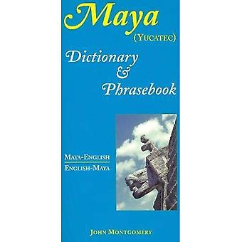 Mayan-English Dictionary and Phrasebook (Dictionary & Phrasebook)