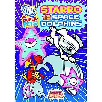 Starro och utrymme delfiner