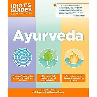 Ayurveda (Idiot's Guides�(Lifestyle))