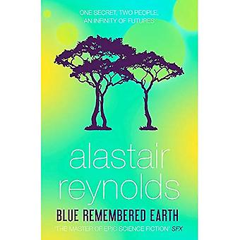 Blue Remembered Earth (Poseidons Children 1)