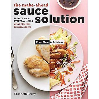 La Solution de préparation à l'avance de la Sauce