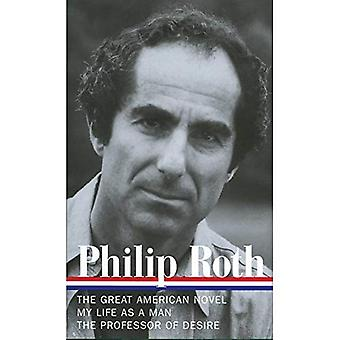 Philip Roth: Novels, 1973-1977 (Library of America)