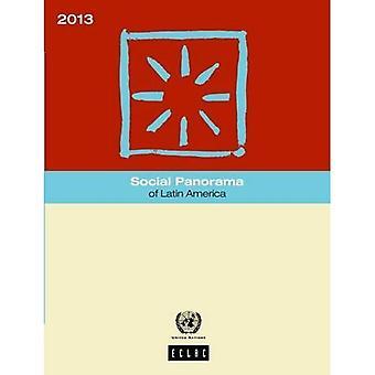 Sociala Panorama av Latinamerika 2013