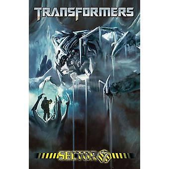 Transformateurs - secteur 7 par Joe soupirant - John Barber - Bo 9781600109133