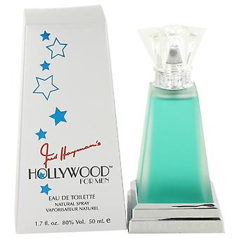 HOLLYWOOD by Fred Hayman Eau De Toilette Spray 1.7 oz / 50 ml (Men)