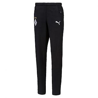 PUMA BMG Casuals Sweat Jr Kinder Hose Schwarz