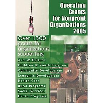 Driftstilskud for Nonprofit organisationer 2005 af Grants-programmet