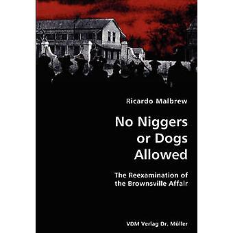 Geen negers of honden toegestaan de risicoanalyse van de Brownsville Affair door Malbrew & Ricardo