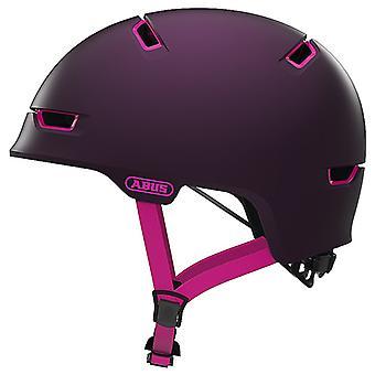 Abus scraper 3.0 ACE bicycle helmet / / magenta berry