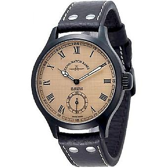 Zeno-watch reloj OS retro retro 8558-6-bk-i6 Roma Roma negro