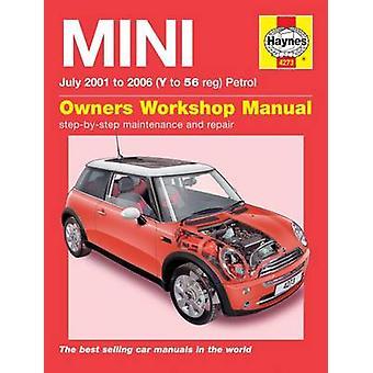 Mini (01-06) Service and Repair Manual - 9780857338815 Book