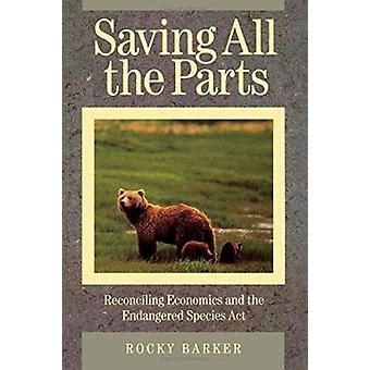 Saving All the Parts (2nd) by Barker - 9781559632010 Book