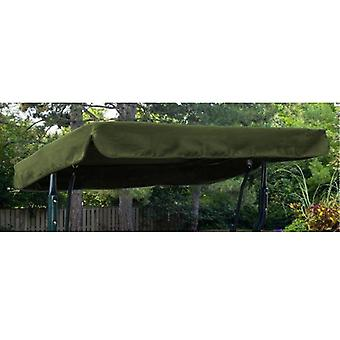 Gardenista® Olive Replacement Canopy for 2 Seater Argos Malibu Swing Seat