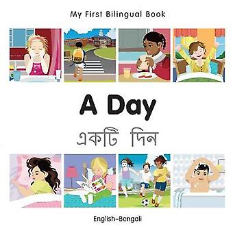My First Bilingual Book  A Day  Koreanenglish by Milet Publishing