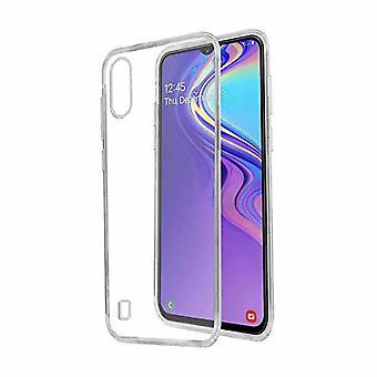 Coolskin3T voor Samsung M10 Transparant Wit