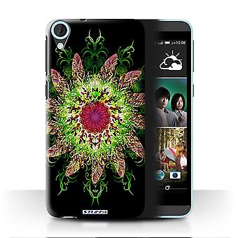 STUFF4 Case/Cover for HTC Desire 820s Dual/Dream Catcher 2/Symmetry Pattern