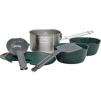 Stanley Camping cooking wear Prep & Cook Set 10-teilig 1 pc(s) 10-01715-001 Stainless steel, PVC