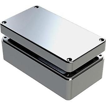 Universal enclosure 220 x 120 x 90 Aluminium Grey Deltron Enclosures 487-221209A 1 pc(s)