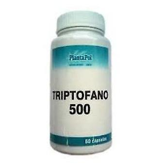 PlantaPol 60cap L-Tryptophan. (Sport , Athlete's health , Memory and concentration)