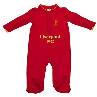 Liverpool Sleepsuit 9/12 mths GD