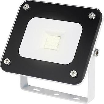 LED outdoor floodlight 10 W Cold white Renkforce Merida