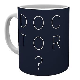 Doctor Who Doctor Who Type Mug
