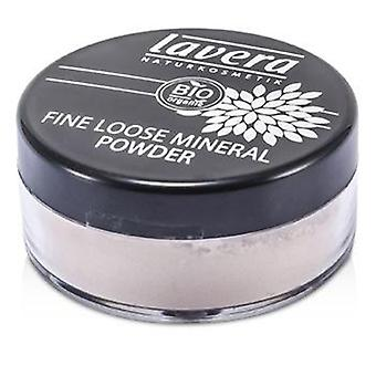 Lavera Fine Loose Mineral Powder - # Transparent - 8g/0.3oz