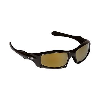 New SEEK Polarized Replacement Lenses for Oakley MONSTER PUP Gold Mirror