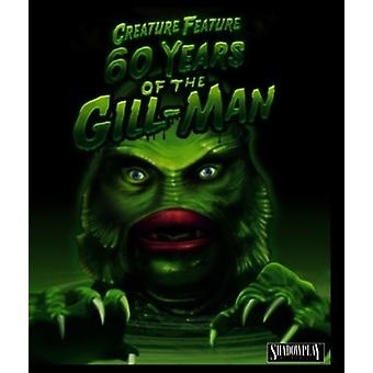 Creature Feature: 60 Jahre Gill-Mann [Blu-Ray] USA import