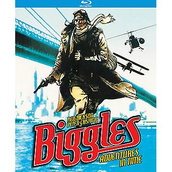 Biggles : Adventures in Time (1986) [Blu-ray] USA import
