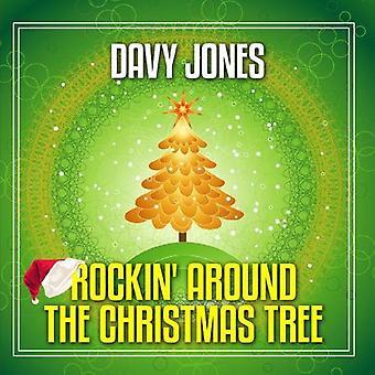 デイヴィ ・ ジョーンズ - ロックン ロールの周りのクリスマス ツリー [CD] USA 輸入