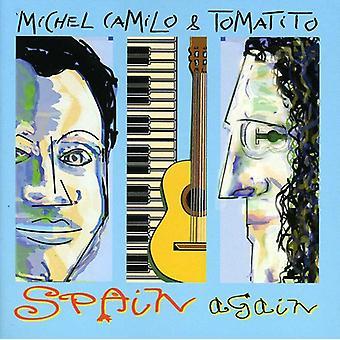 Camilo/Tomatito - importación USA España nuevo [CD]
