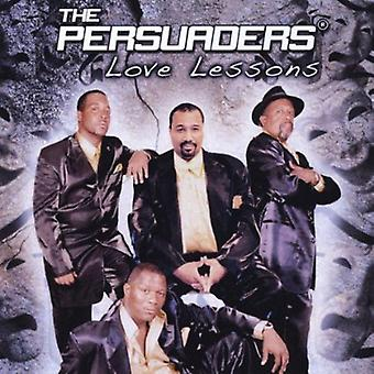 Persuaders - Love Lessons [CD] USA importerer