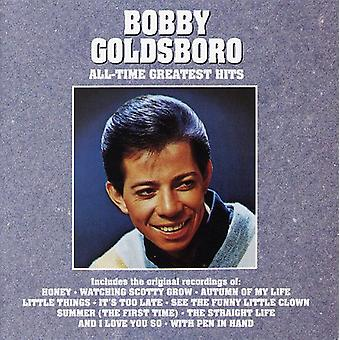 Bobby Goldsboro - alle tid Greatest Hits CD] USA import