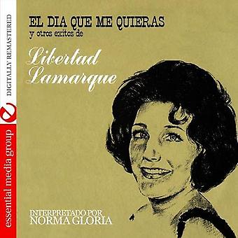 Norma Gloria - El Dia Que meg Quieras Y Otros Exitos De Libertad L [DVD] USA import