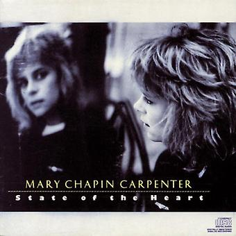Mary Chapin Carpenter - stato del cuore [CD] USA importare