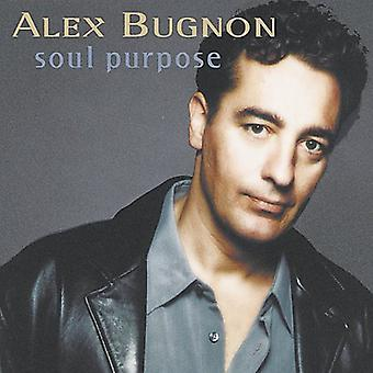 Alex Bugnon - sjæl formål [CD] USA import