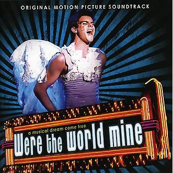 Forskellige kunstnere - var den verden Mine [oprindelige Motion Picture Soundtrack] [CD] USA importerer