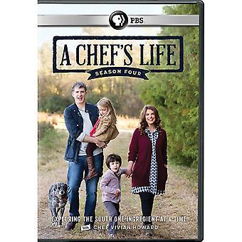 La vida del chef: temporada 4 importación de Estados Unidos [DVD]