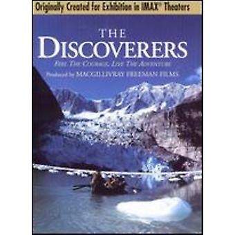 Discoverers [DVD] USA import