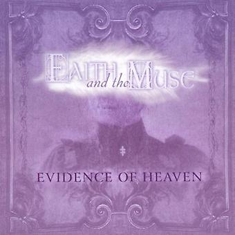 Faith & the Muse - Evidence of Heaven [CD] USA import