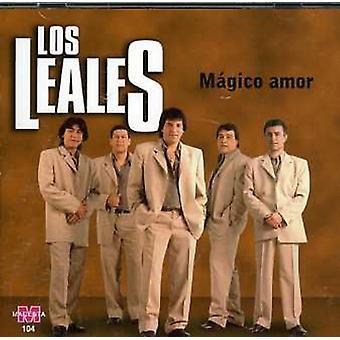 Los Leales - Magico Amor [DVD] USA import