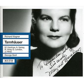 Margaret Harshaw - Tannhauser [CD] USA import