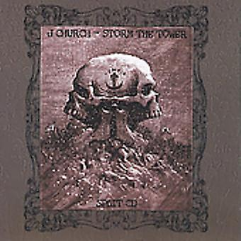 J kirke/Storm tårn - Split [CD] USA import
