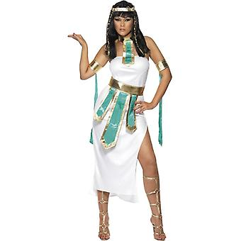 Jewel of the Nile ladies costume with dress strap and belt size S