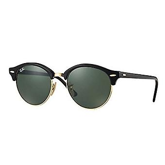 Ray-Ban Clubround Classic Black Sunglasses RB4246F-901-53